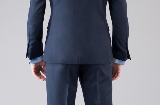 Coupon pour un costume sur,mesure gamme EXECUTIVE