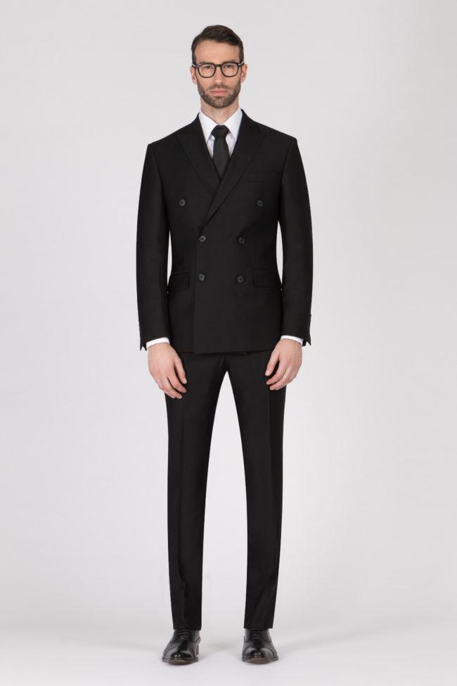 Costume 2 pi ces pr t porter pour hommes la maison de l 39 homme - Costume homme pret a porter ...